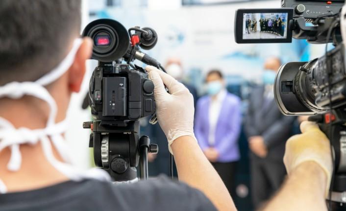 Fırat Edaş10 Ocak Çalışan Gazeteciler Günü'nü Kutladı