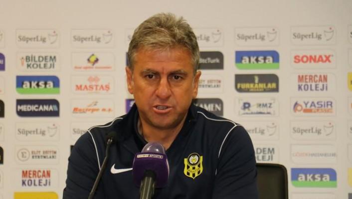 Hamzaoğlu Galatasaray maçını değerlendirdi