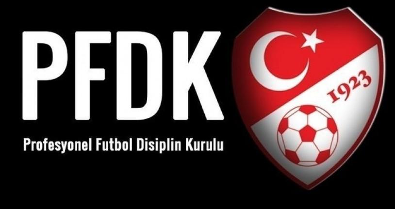Karim Hafes'e 3 maç ve 13 bin TL para cezası