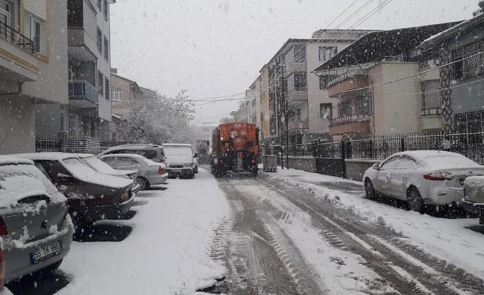 Malatya'da Kar Yağışı Bekleniyor