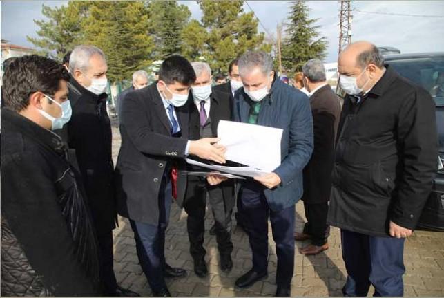 Milletvekili Çakır, Battalgazi'deki Yatırımları İnceledi
