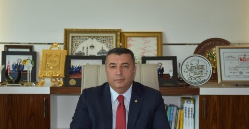 Özcan'dan 10 Ocak Çalışan Gazeteciler Günü Mesajı