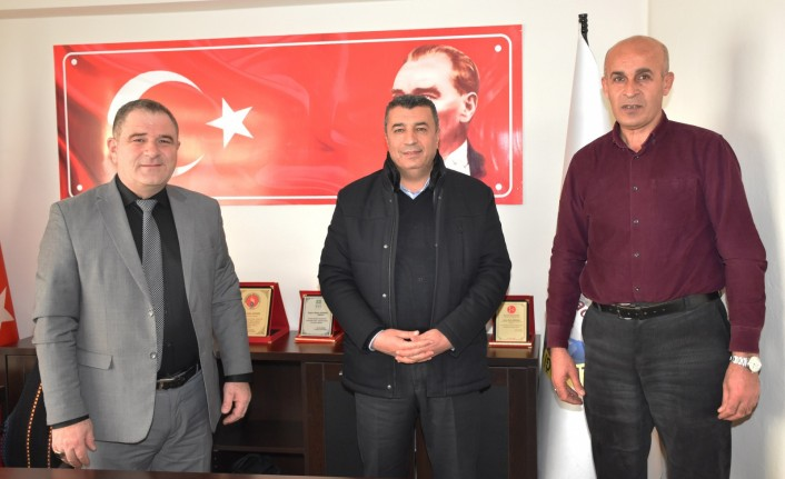 Ticaret Borsası Başkanı Özcan'dan BİMYAD'a Ziyaret!