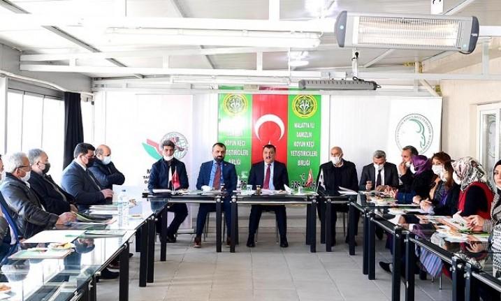 Başkan Gürkan, Tarım Platformu İstişare Toplantısına Katıldı