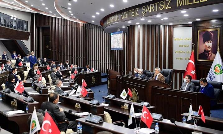 Büyükşehir, Şubat Ayı Meclis Toplantılarını Tamamladı