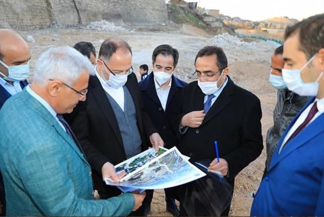 Başkan Güder'in Şehit Fevzi Projesi Takdir Topluyor