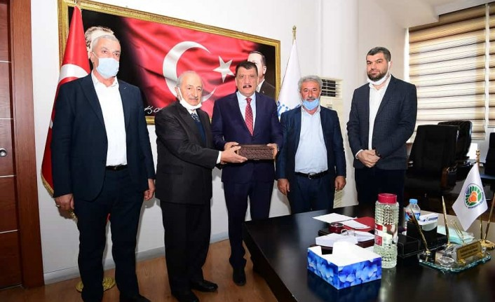 Başkan Gürkan, Arapgir İlçe Muhtarlarıyla İstişarelerde Bulundu: