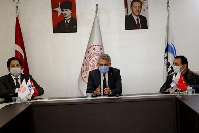 FKA ile Turgut Özal Üniversitesi Arasında İşbirliği Toplantısı Düzenlendi