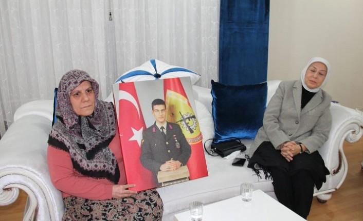 Gara şehitlerinden Semih Özbey'in annesi ilk kez konuştu