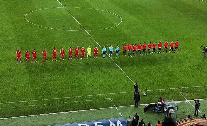 Maç Sonucu: Y.Malatyaspor 0-1 Beşiktaş
