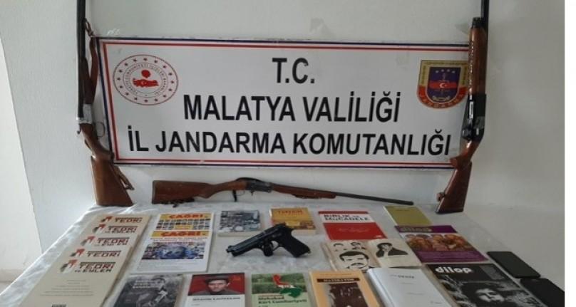 Sosyal medya üzerinden DHKP/C propagandası yapanlara  operasyon: 2 gözaltı