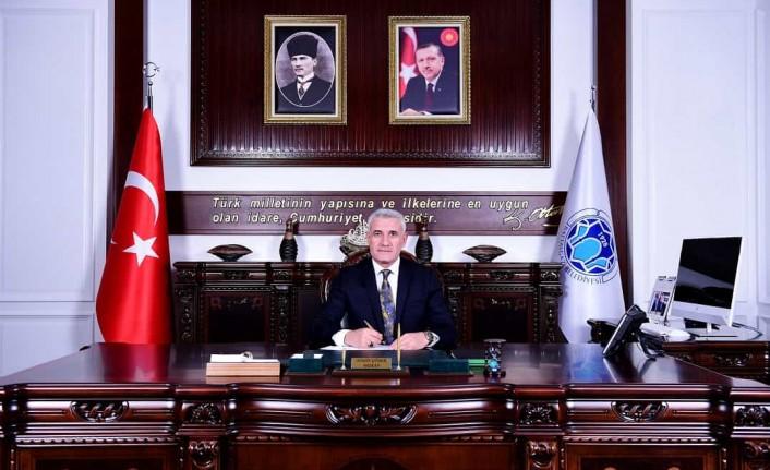 Başkan Güder'den Anadolu Ajansı'na Kutlama Mesajı