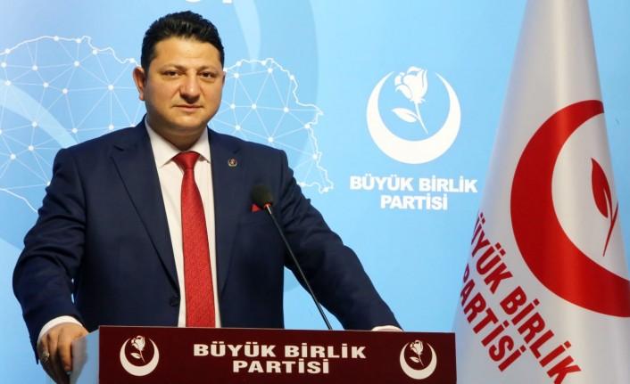 BBP'li Türkkanı'dan 1 Mayıs Mesajı