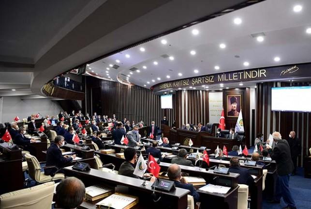 Büyükşehir Belediye Meclisi Nisan Ayı İlk Toplantısı Yapıldı