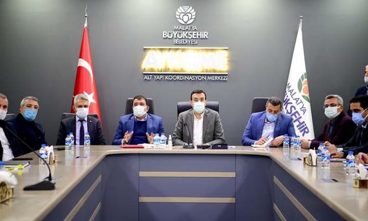 Gürkan: 'Yeni Projeler Malatya'yı Geleceğe Taşıyacak'
