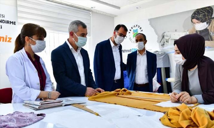 Kültürel Yatırımlar Yeşilyurt'un Gelişen Yüzü Oluyor