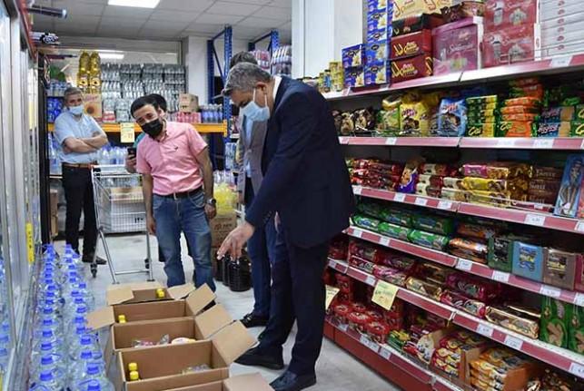 Malatya TSO, Ramazan yardımı gıdalarını yerel esnaftan aldı