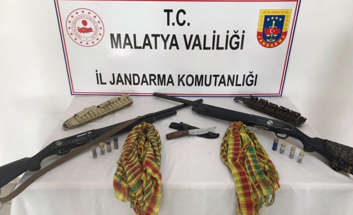 Terör örgütü propagandası yapan şahıs Doğanşehir'de yakalandı