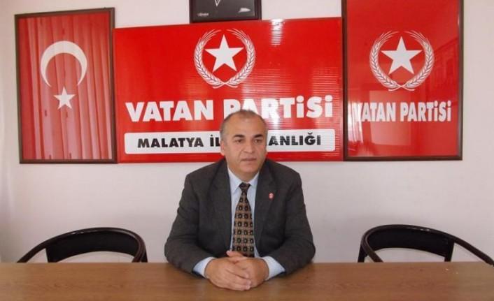 Vatan Partisi Malatya İl Başkanı Arif Doğan'ın Ermeni Soykırımı Açıklaması