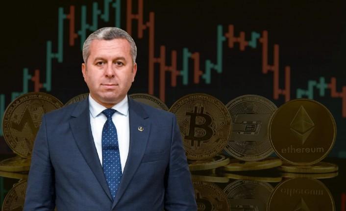 Yardımcıoğlu'ndan  Kripto ve Mining Para Uyarısı