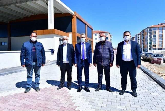 Yeşiltepe'nin Çehresini Değiştiren Prestijli Yatırımlar Yapılıyor