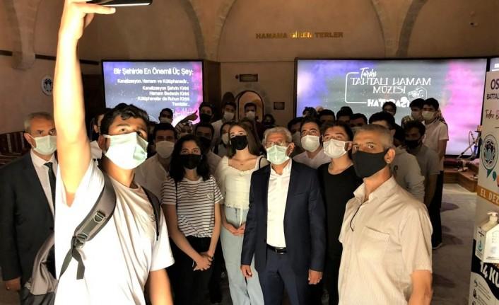 Battalgazi Belediyesi'nden Gençlere Özel Müze Gezisi