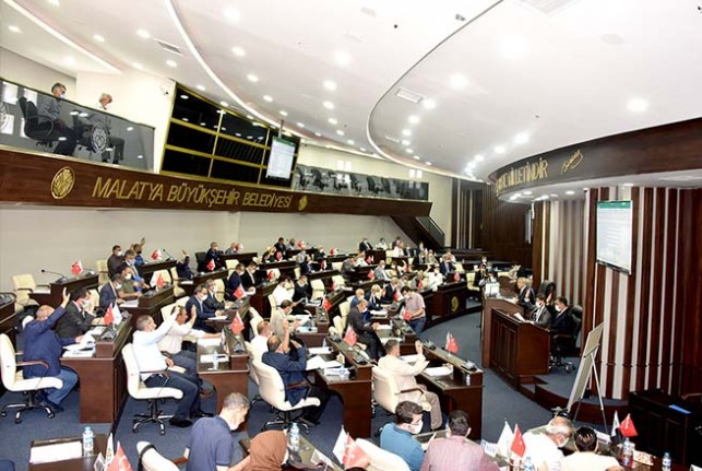 Büyükşehir Belediye Meclisinden Kınama