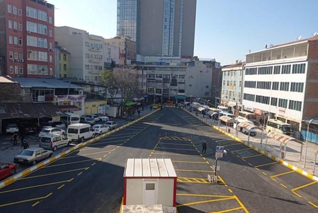 Büyükşehir Belediyesi Otopark Alanlarında Da Çalışmalarını Sürdürüyor