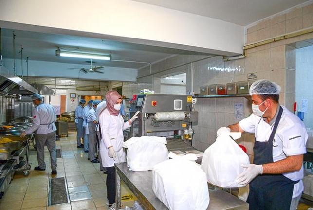 Büyükşehir Belediyesi Yemek Dağıtımına Bayram Sonuna Kadar Devam Edecek