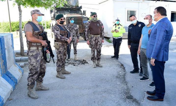 Güvenlik Güçlerimiz Cansiperane Şekilde Çalışıyor