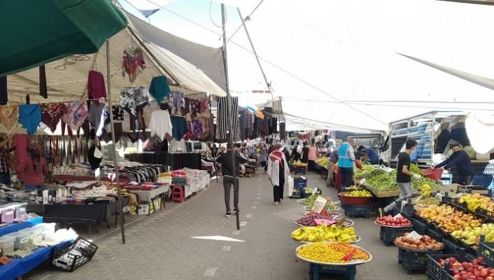 Malatya'da 8-15 Mayıs hangi semt pazarları kurulacak