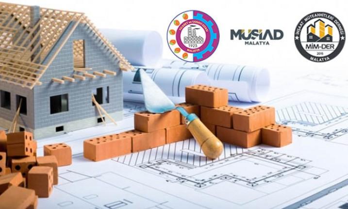 MTSO, MÜSİAD ve MİMDER'den ortak açıklama