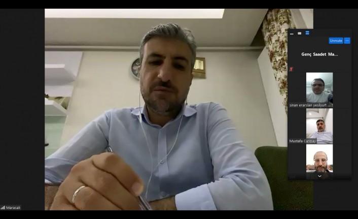 SP Malatya İl Başkanlığı, Mayıs ayı il divan toplantısı gerçekleşti