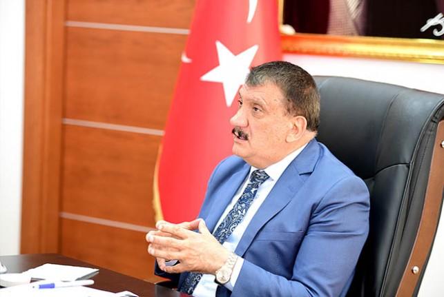 Başkan Gürkan 'Malatya'yı hep birlikte kalkındıracağız'