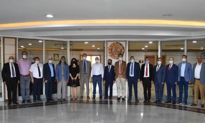 Büyükelçiden Malatya TSO'ya ziyaret