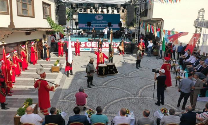 Çırmıktı Lezzet Caddesi'nde Ki Etkinlikler Festival Havasında Geçti