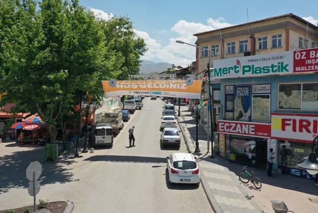Lezzet Caddesi Etkileyici Atmosferiyle Malatyalılarla Buluşuyor