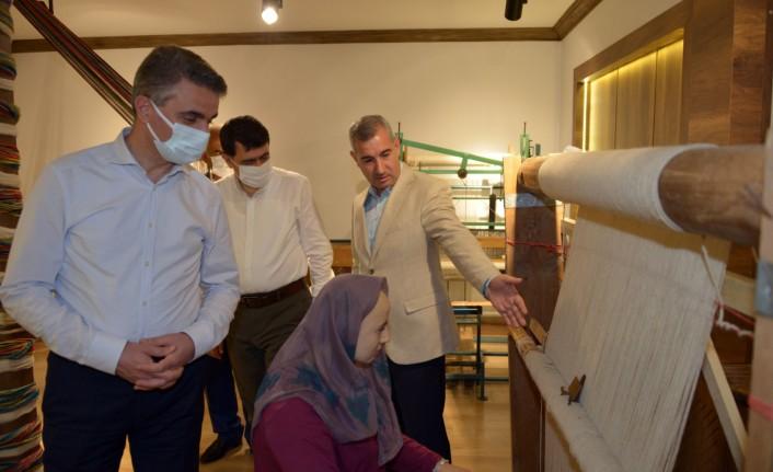 Ankara Valisi Vasip Şahin, Tarihi Yeşilyurt Konaklarını İnceledi