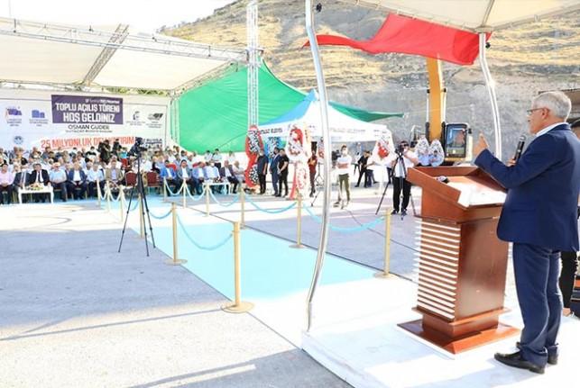 Battalgazi'ye 25 Milyonluk Dev Yatırım