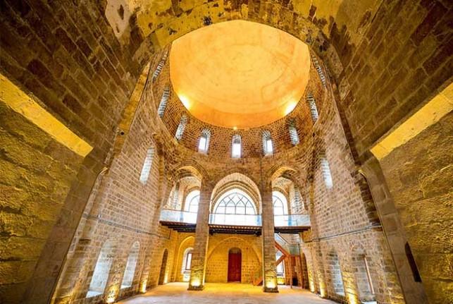 Taşhoron Kilisesinde Restorasyon Çalışmaları Tamamlandı