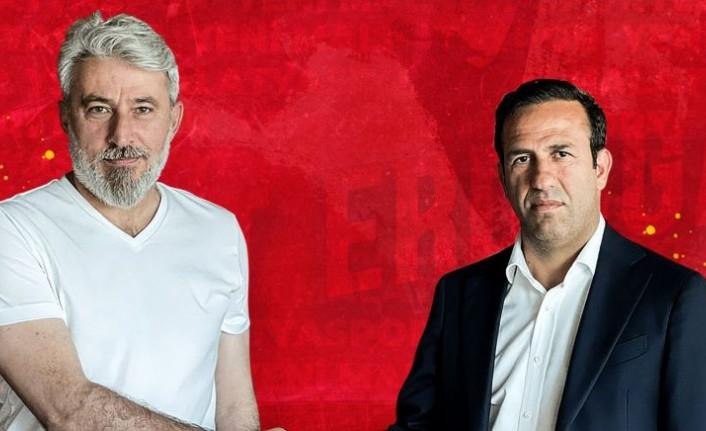 YMS'nin Yeni Sportif Direktörü İzzet Erdoğan Oldu
