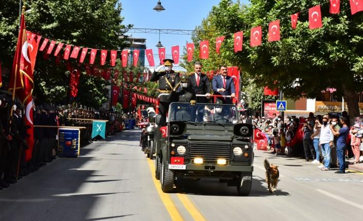 30 Ağustos Zafer Bayramı ve Türk Silahlı Kuvvetler Günü 99'inci Yıl Dönümü Kutlandı