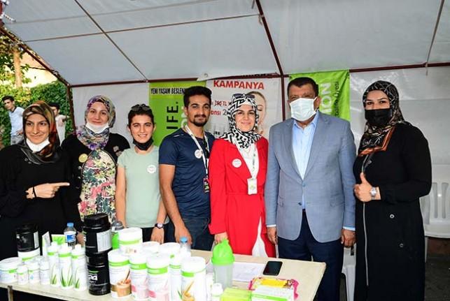 Başkan Gürkan, Yakınca Birlik Ve Beraberlik Şenliğine Katıldı