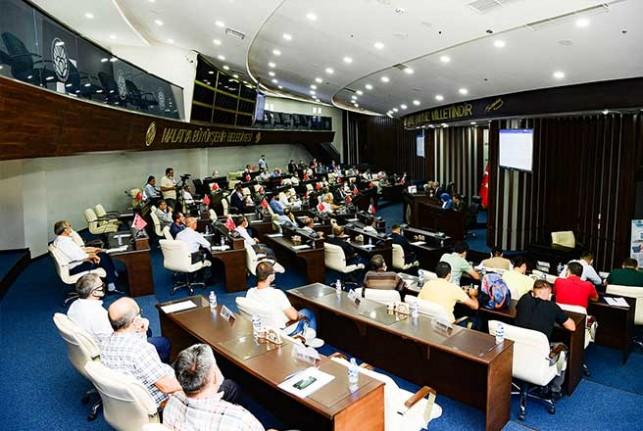 Büyükşehir Belediye Meclisi Ağustos Ayı Meclis Toplantısı Sona Erdi