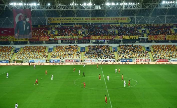 Maç Sonucu: Yeni Malatyaspor: 2- Gaziantep FK: 0