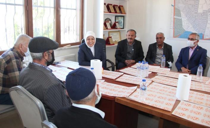 AK Partili Çalık: Biz yaptıklarımızla konuşuyoruz