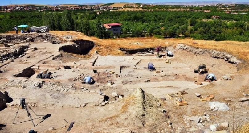 Arslantepe'de 24 Mezar İle 6 Ev Kalıntısı Bulundu