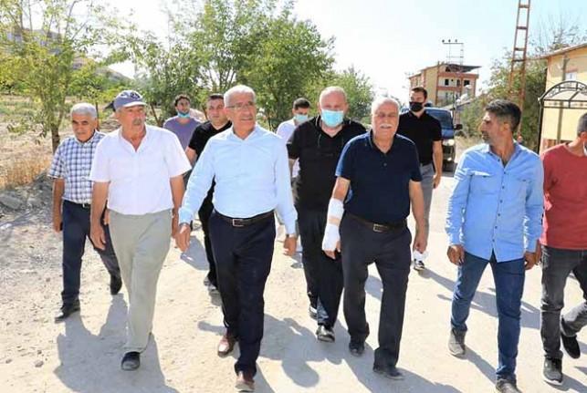 Başkan Güder: 'Battalgazi'de hizmet seferberliği ilan ettik'