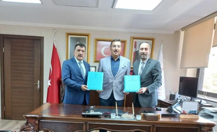 Başkan Gürkan Ankara'da bir dizi ziyaret gerçekleştirdi