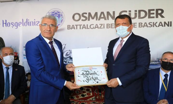 Battalgazi Belediyesi Tanıtım Standı Açtı